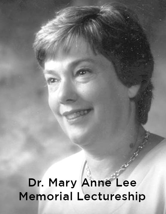 Dr. Mary Anne Lee