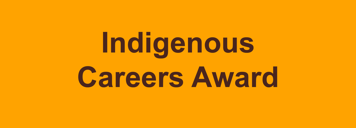 Indigenous Careers Award
