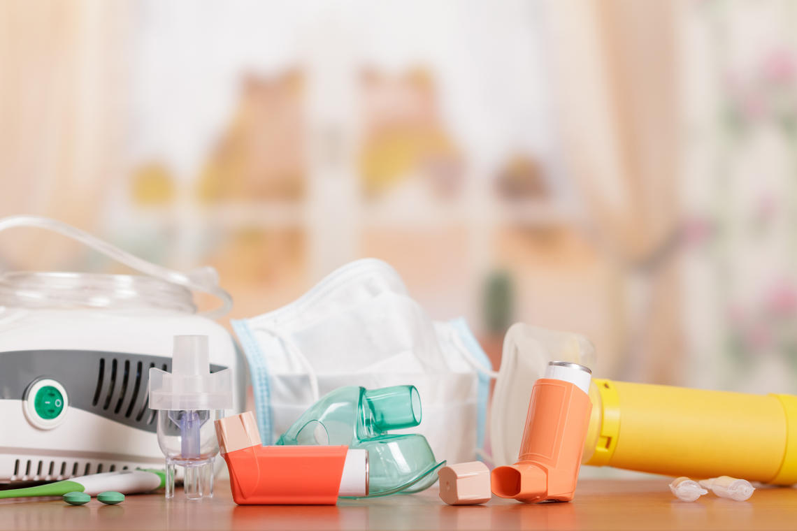 Asthma and COPD Medication and Devices