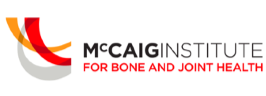 McCaig Institute for Bone and Joint Health Logo
