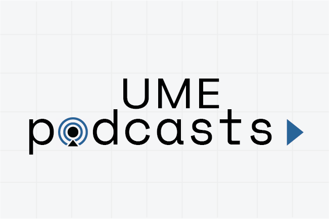 UME Podcast Site