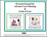 Personal Journal for Advance Care Planning & Goals of Care image
