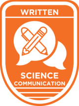 Written Scicomm Badge