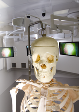 Accredited simulation lab offers dynamic training tool