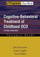 Book about cognitive behavioural treatment
