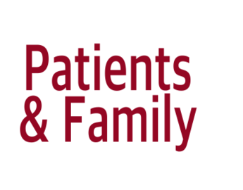 Patients & Family