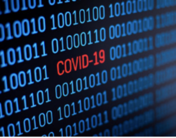 "Coding Screen ""COVID-19"""